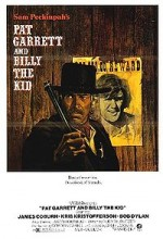 Pat Garrett And Billy The Kid (1973) afişi