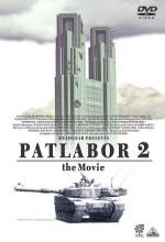 Patlabor 2 (1993) afişi