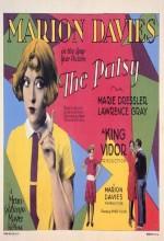 Patsy (1928) afişi