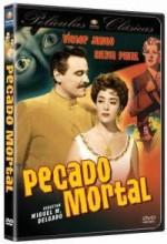 Pecado Mortal (1955) afişi