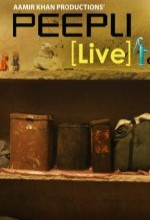 Peepli Live (2010) afişi