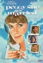Peggy Sue Got Married (1986) afişi