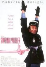 Pembe Panter'in Oğlu (1993) afişi