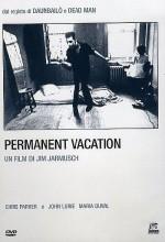 Permanent Vacation (1980) afişi