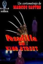 Pesadilla En King Street (2008) afişi