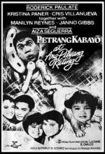 Petrang Kabayo At Ang Pilyang Kuting (1988) afişi