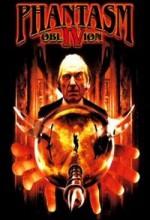 Phantasm IV: Oblivion (1998) afişi