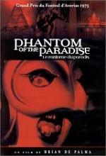 Phantom Of The Paradise (1974) afişi