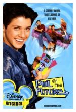 Phil Zaman Yolculuğunda (2004) afişi