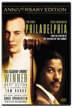 Philadelphia (1993) afişi