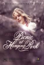 Picnic At Hanging Rock (1975) afişi