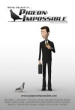Pigeon: Impossible (2009) afişi
