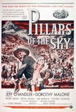 Pillars Of The Sky (1956) afişi