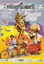 Pinocho 2000 (1980) afişi