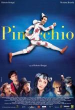 Pinokyo (2002) afişi