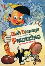 Pinokyo (1940) afişi