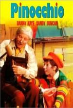 Pinokyo (1976) afişi