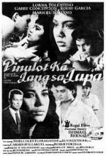 Pinulot Ka Lang Sa Lupa (1987) afişi