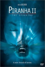 Piranha 2 (1981) afişi
