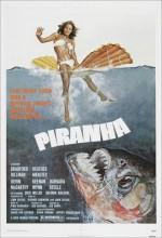 Piranha (1978) afişi