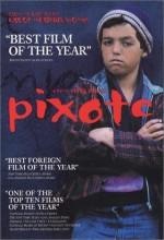 Pixote: A Lei Do Mais Fraco (1982) afişi