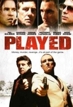 Played (2006) afişi