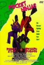 Pocket Ninjas (1997) afişi