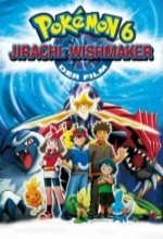 Pokemon 6: Jirachi - Wish Maker (2004) afişi