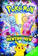 Pokemon: İlk Film (1999) afişi