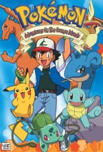 Pokemon (1999) afişi