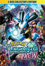 Pokémon: Lucario And The Mystery Of Mew (2006) afişi