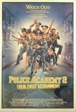 Polis Akademisi 2 (1985) afişi