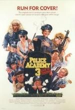 Polis Akademisi 3 (1986) afişi