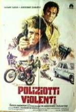 Poliziotti Violenti (1976) afişi
