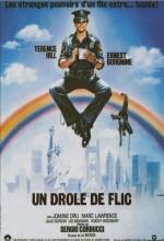 Poliziotto Superpiù (1980) afişi