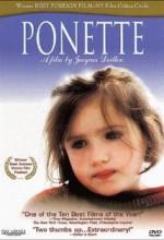 Ponette (1996) afişi