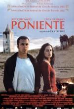 Poniente (2002) afişi