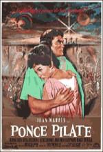 Ponzio Pilato (1962) afişi
