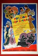 Pop Cira I Pop Spira (1957) afişi