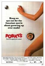 Porky's (1982) afişi