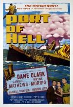 Port Of Hell (1954) afişi