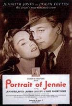 Portrait Of Jennie (1948) afişi