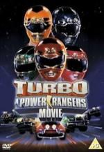 Turbo: A Power Rangers Movie (1997) afişi