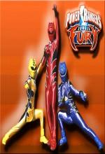 Power Rangers Jungle Fury (2008) afişi