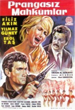 Prangasız Mahkumlar (1964) afişi