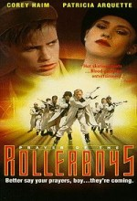Prayer Of The Rollerboys (1991) afişi