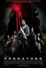Predators (2010) afişi