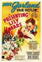 Presenting Lily Mars (1943) afişi