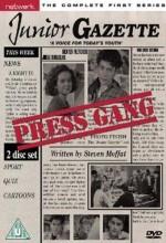 Press Gang (1989) afişi