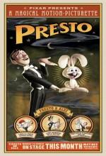 Presto (2008) afişi
